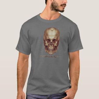 Leonardo Skull T-Shirt