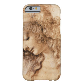 Leonardo Woman Head Barely There iPhone 6 Case