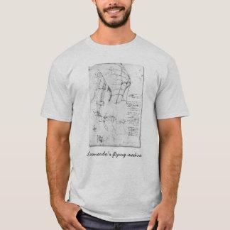 Leonardo's flying machine T-Shirt