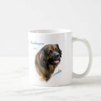 Leonberger Best Friend 2 Coffee Mug
