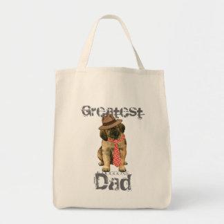 Leonberger Dad Tote Bag