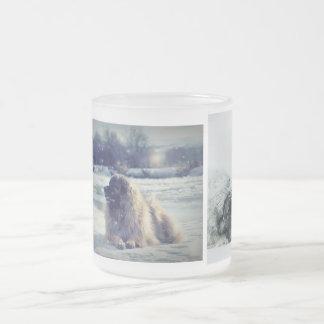 Leonberger Frosty Mug