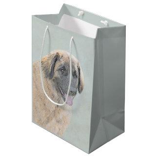 Leonberger Medium Gift Bag