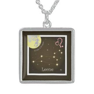 Leone 23 peeping Lio Al 22 agosto necklace