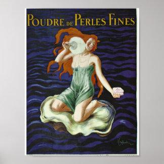 Leonetto Cappiello French cosmetics advertisement Poster