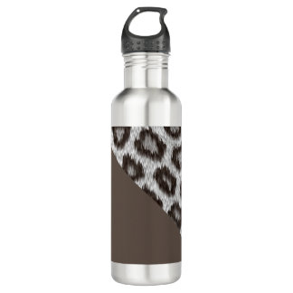Leopard2 - Your Custom water bottle (710ml), 710 Ml Water Bottle