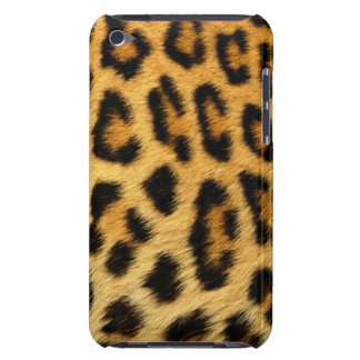 Leopard Animal Fur Print Texture Pattern iPod Touch Cover