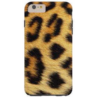 Leopard Animal Pattern Print Tough iPhone 6 Plus Case