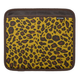 Leopard Animal Print Sleeves For iPads