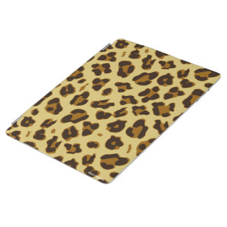 Leopard Animal Print Pattern iPad Case
