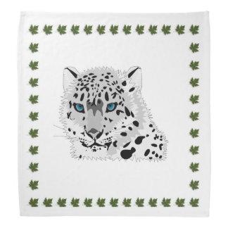 Leopard Bandana