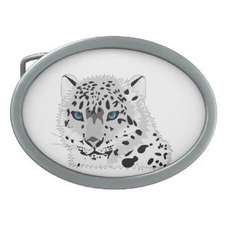 Leopard Belt Buckle