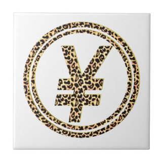 Leopard ¥ ceramic tile