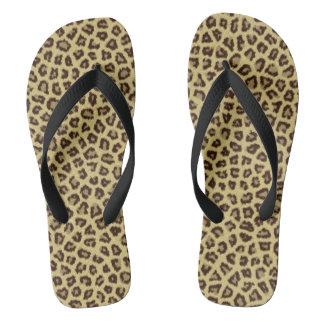 Leopard / Cheetah Print Thongs