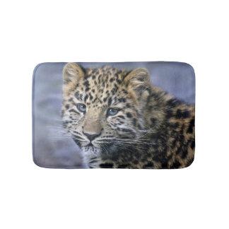 Leopard Cub Bath Mat