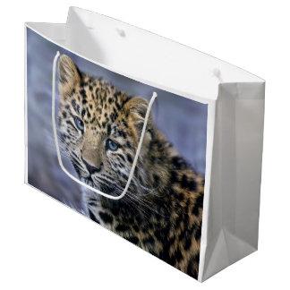 Leopard Cub Gift Bag