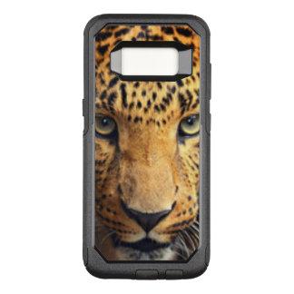 Leopard Face OtterBox Commuter Samsung Galaxy S8 Case