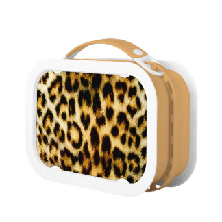 Leopard Fur Lunch Box