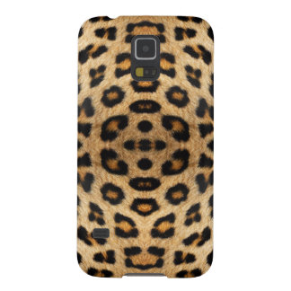 Leopard Fur Pattern Cases For Galaxy S5