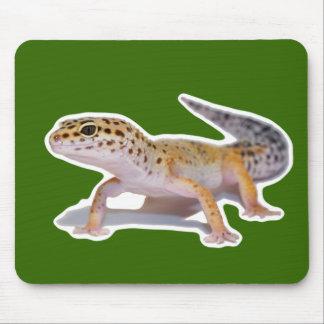 Leopard Gecko Mouse Pad