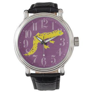 Leopard Gecko Wrist Watch