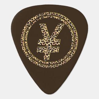 Leopard ¥ guitar pick