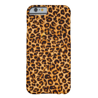 Leopard iPhone 6 case Barely There iPhone 6 Case