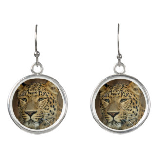 Leopard Lovers Earrings