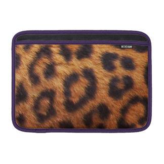 leopard MacBook sleeve