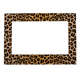 Leopard Magnetic Picture Frame