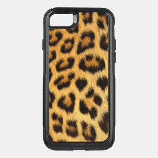 Leopard OtterBox Commuter iPhone 8/7 Case