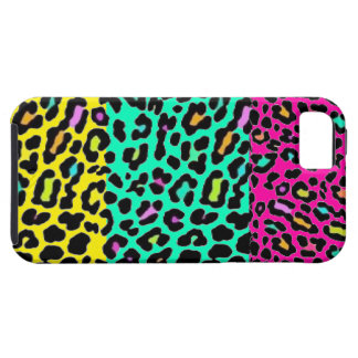 Leopard Party iPhone 5 Cover