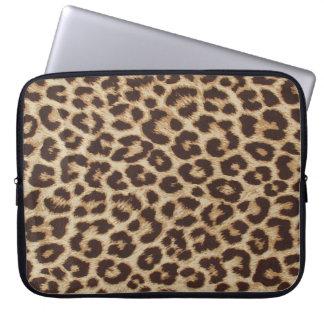 Leopard Pattern Laptop Computer Sleeves