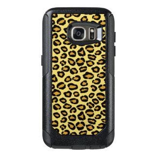 Leopard Pattern OtterBox Samsung Galaxy S7 Case