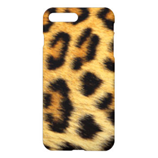 Leopard Pattern Print Design iPhone 8 Plus/7 Plus Case