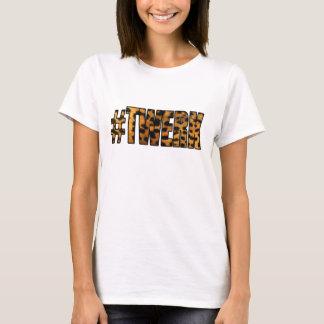 Leopard Pattern TWERK T-Shirt