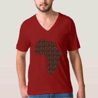 Leopard Print Africa T-shirt
