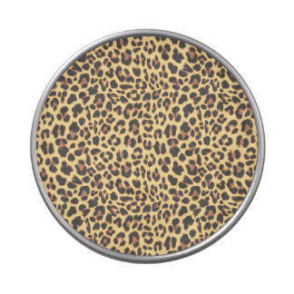 Leopard Print Animal Skin Pattern Candy Tins