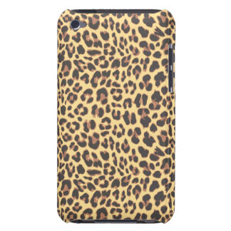 Leopard Print Animal Skin Pattern Case-Mate iPod Touch Case