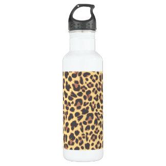 Leopard Print Animal Skin Patterns 710 Ml Water Bottle