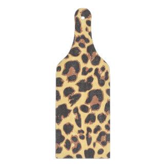 Leopard Print Animal Skin Patterns Cutting Board