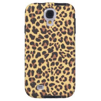 Leopard Print Animal Skin Patterns Galaxy S4 Case