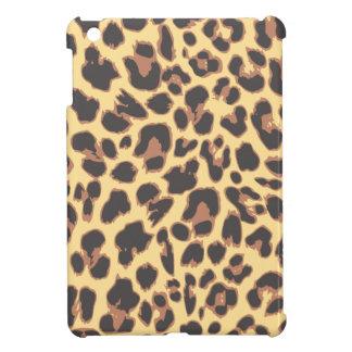 Leopard Print Animal Skin Patterns iPad Mini Cover