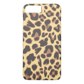 Leopard Print Animal Skin Patterns iPhone 8 Plus/7 Plus Case