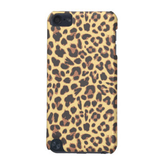 Leopard Print Animal Skin Patterns iPod Touch (5th Generation) Cover