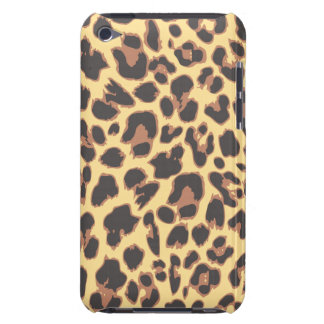Leopard Print Animal Skin Patterns iPod Touch Case-Mate Case