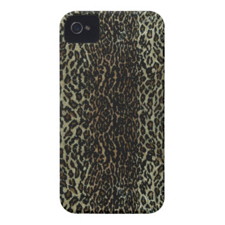 Leopard Print BlackBerry Bold Case