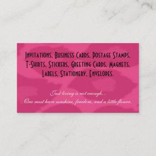 Cute leopard print business cards zazzle au leopard print business cards reheart Image collections