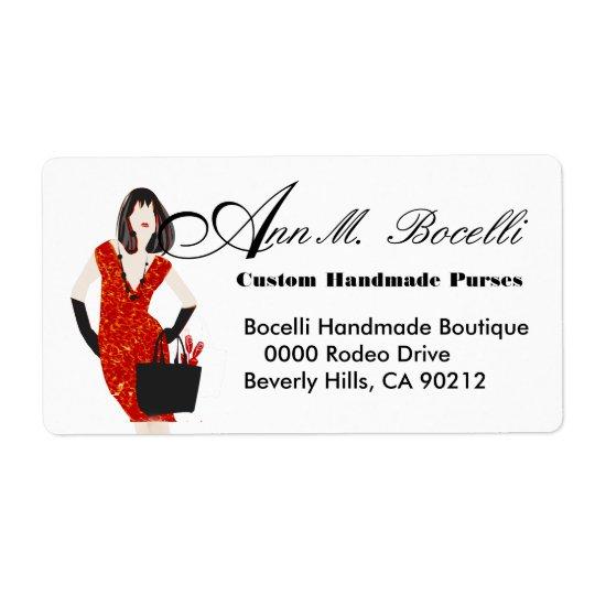 Leopard Print  Clothing Handmade Business