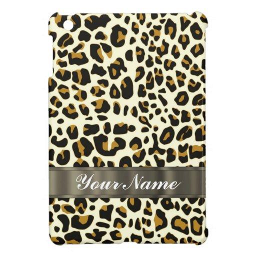 leopard print iPad mini covers